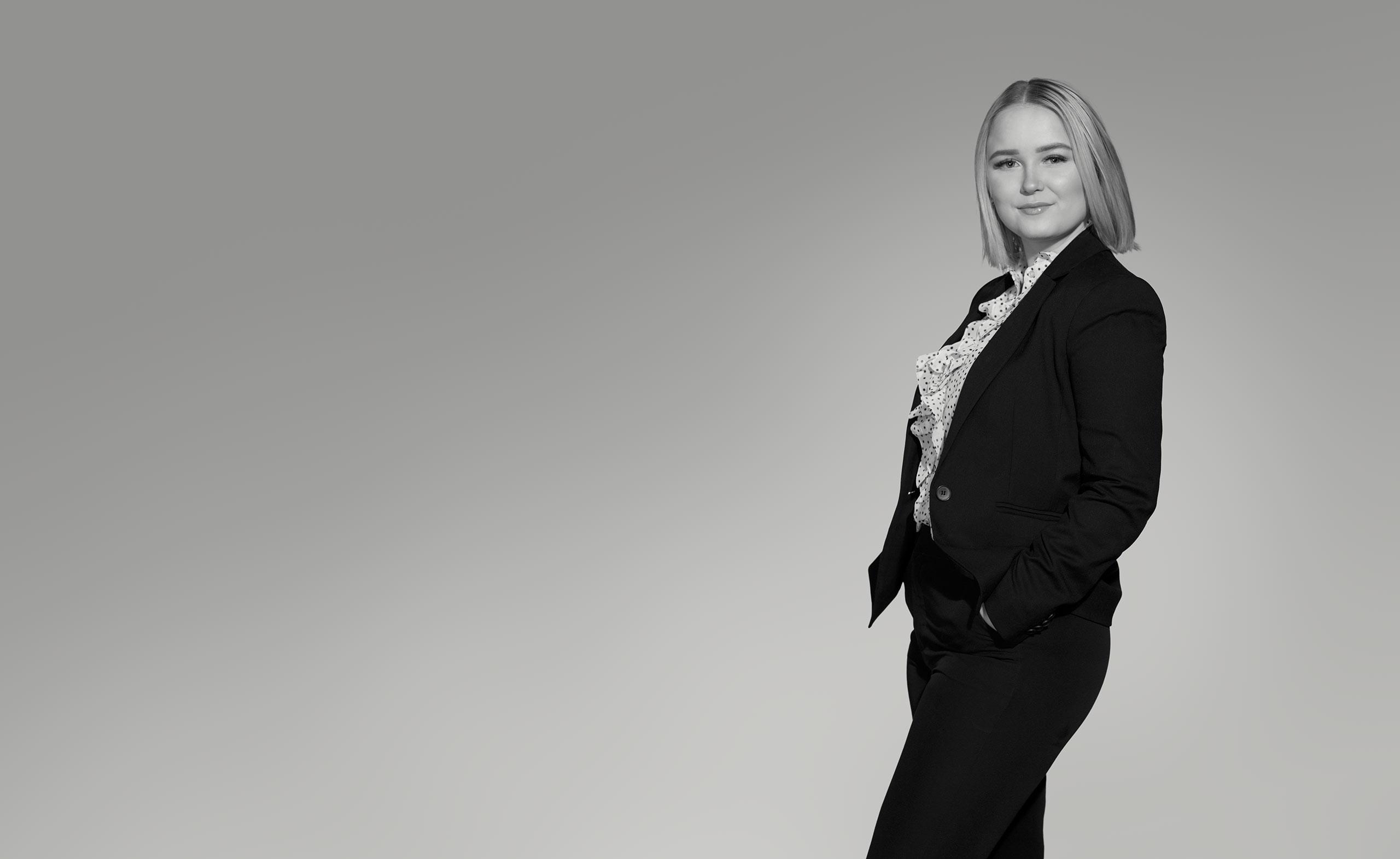 Minna Johansson, Reg. fastighetsmäklare i Vasastan